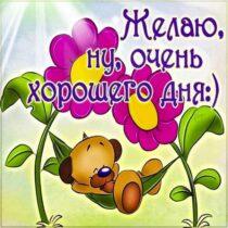 Хорошего дня, красивое пожелание, отличного денечка, волшебного дня, приятная картинка